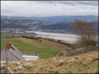 View on the way up the Great Orme
