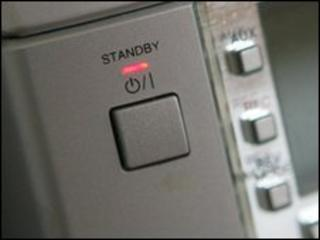 Computer standby switch