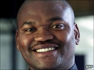 Siphiwo Ntshebe