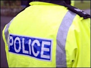 Police jacket (generic image)