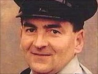 Joe McCloskey was killed fighting a hotel fire