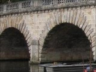 Thames Maidenhead Bridge