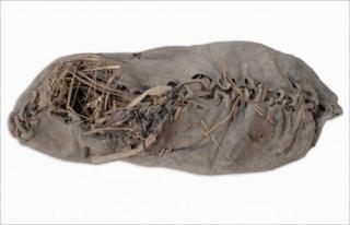 Oldest shoe (Reuters)