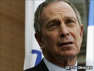Michael Bloomberg, New York Mayor