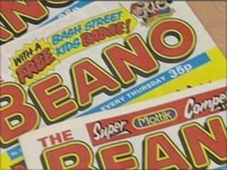 Beano masthead