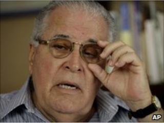 Elizardo Sanchez in an interview on 2 June 2010