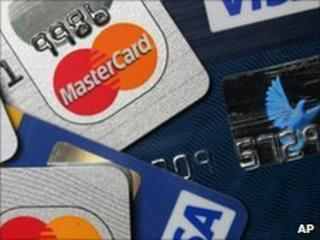 Credit cards (file image)