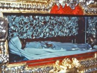 Santa Rosa mummy
