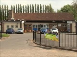 Breedon village hall