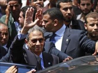 Amr Moussa on his trip to Gaza
