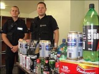Northumberland police