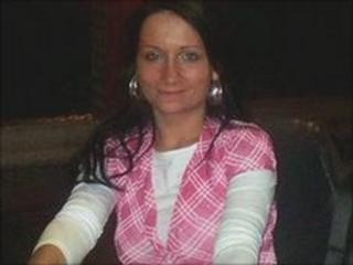Elzbieta Kinczyk, a 23-year-old Polish mother missing from her home in Warwickshire