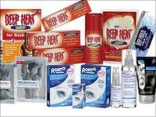 Tubes of Deep Heat