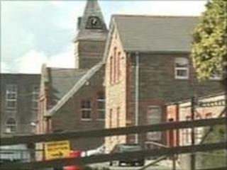 Ysgol Dyffryn Teifi in Llandysul