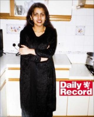 Naheeda Bi (Image: Daily Record)