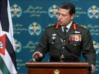King Abdullah June 2010