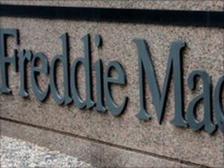 Freddie Mac sign
