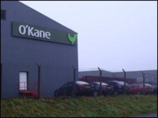 O'Kanes, Ballymena