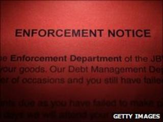 Enforcement notice