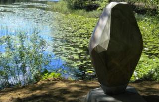 Gem Stone - courtesy Forestry Commission