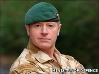 Cpl Stephen Walker