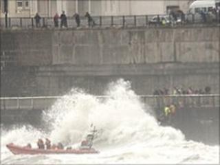 Whitley Bay Rescue