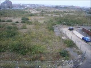 Former Vaux site