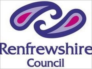 Renfrewshire Council logo