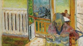Pierre Bonnard's 'Le Petit Dejeuner'
