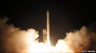 Ofek 9 satellite launch, 22 June (Israel Aerospace Industries)