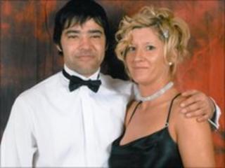 Robert Wilson and his partner Jacqueline Cocker