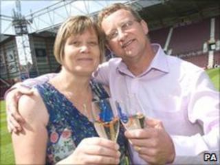 Brian and Ann Sharp