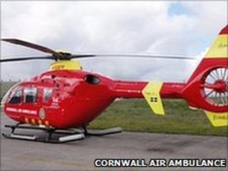 Cornwall Air Ambulance