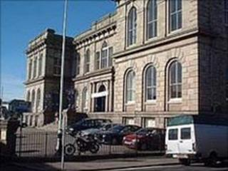 Penzance Magistrates' Court