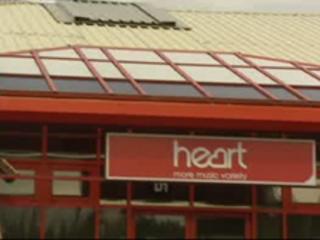 Heart studios in Bangor