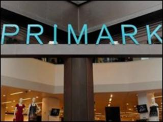 Primark store front