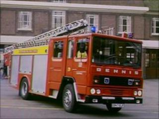 Fire engine -generic