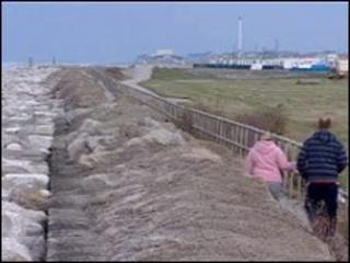 Coastal defences - generic