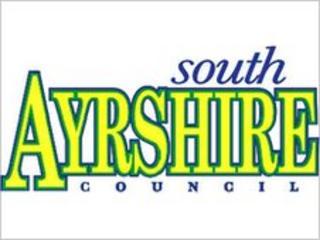 South Ayrshire Council logo