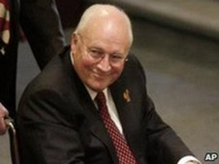 Former VIce-President Dick Cheney