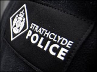 Strathclyde Police uniform