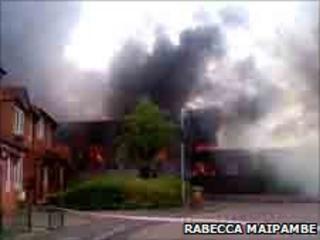 Greenoaks school fire