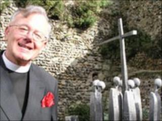 The Very Reverend Neil Collings (pic courtesy the Diocese of St Edmundsbury & Ipswich)