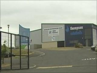 Thompson Aero Seating Ltd is based in Kilkeel