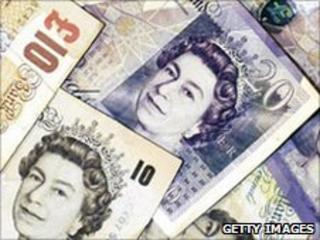 Bank of England bank notes