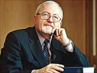 Northern Ireland Ombudsman Tom Frawley