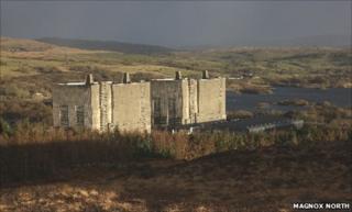 Trawsfynydd reactor