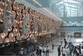 Delhi Indira Gandhi International Airport