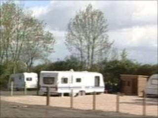 Beausale travellers site