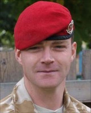 Sergeant Robert Loughran-Dickson